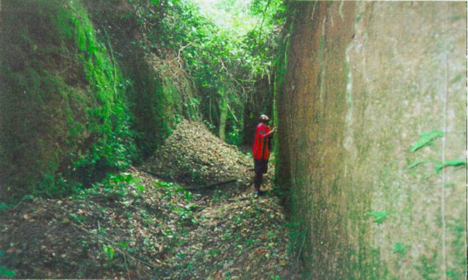 The Walls of Benin City (www.abovetopsecret.com)