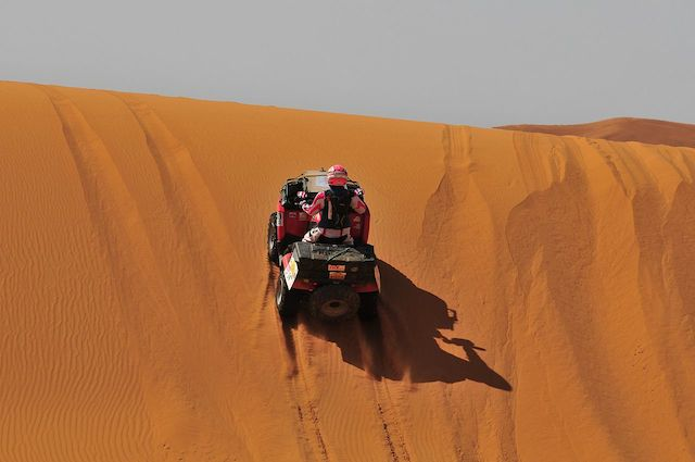 Quad_dune in sharm el sheikh