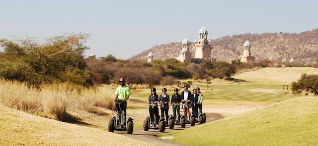 sun city segway