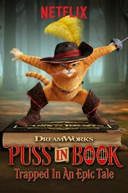 Puss in Book: Trapped in an Epic Tale مشاهدة فيلم