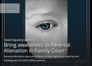Bringing Awareness to Parental Alienation in Family Courts - Cause 2015