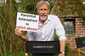 PAS is Child Abuse - Harrison Ford - 2016
