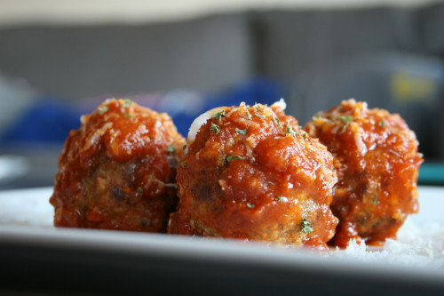 italian meatballs | aflavorjournal.com