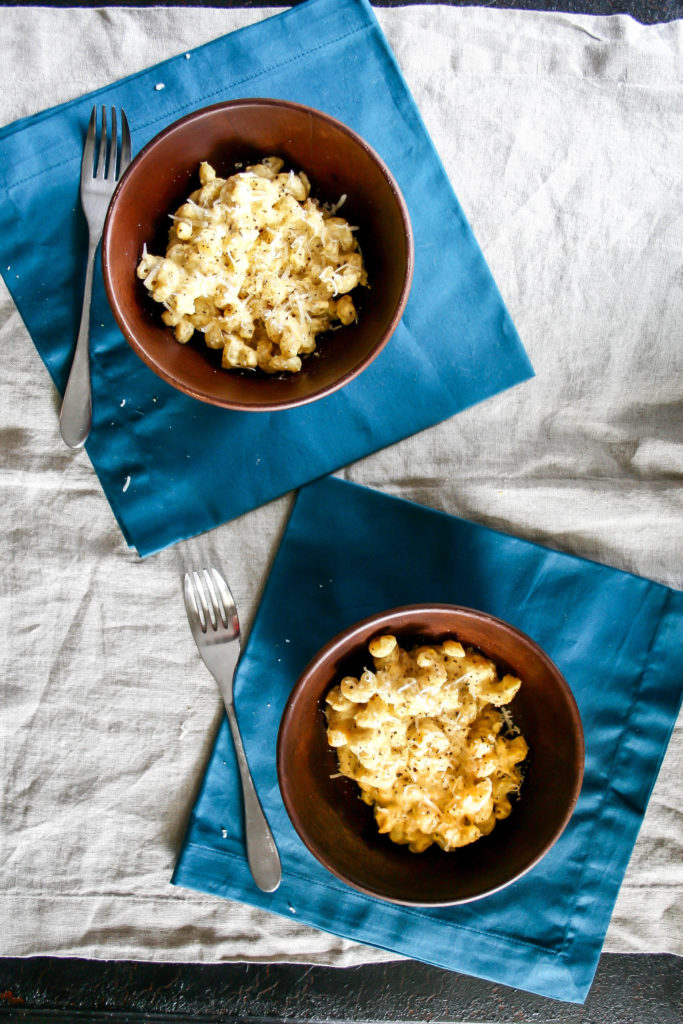creamy mac and cheese   a flavor journal