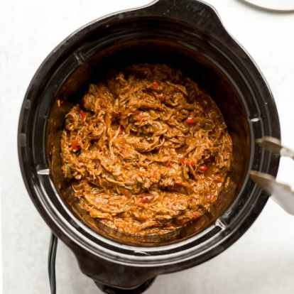 ingredients for slow cooker barbacoa