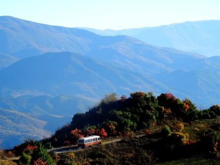 Albanie - Ou quelque part au Pérou...