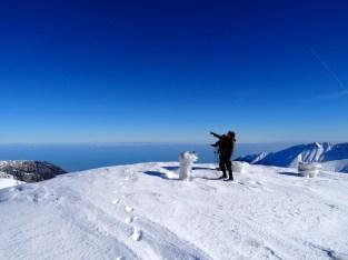 Le Mont Olympe, le domaine des dieux!