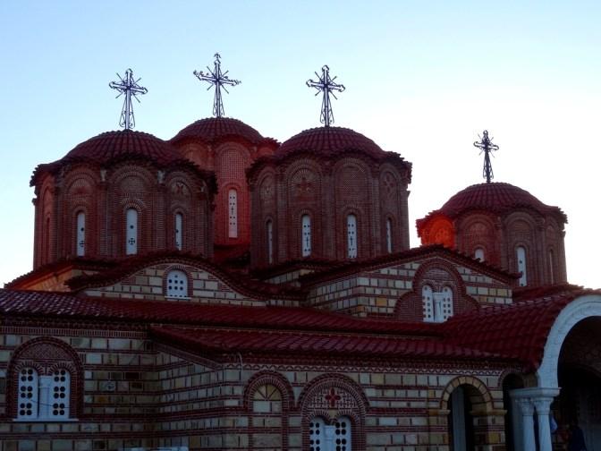 Accueilli dans un monastère