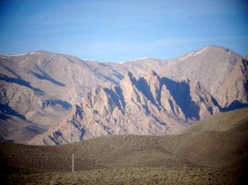 Coté désert