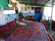 Une chambre à prière