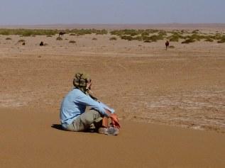 Méditation désertique