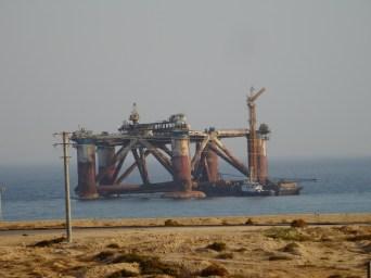 L'île de Qeshm