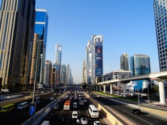 26. Piste cyclable à Dubai