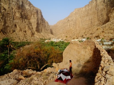 Oman - Au petit matin