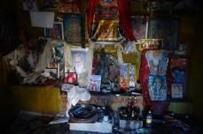 Dans le temple au sommet, toutes les icones sont là !