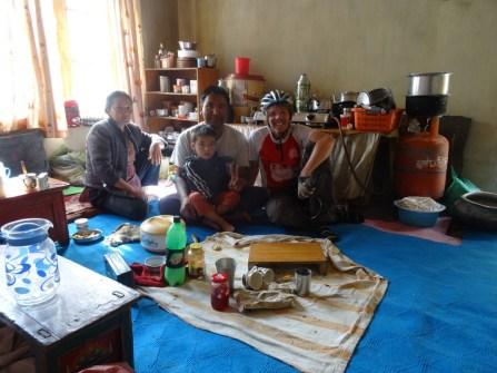 Chez les Ladakhis
