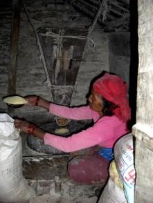Laborieuse en cuisine