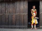 Inde : Hornbill festival, dans le Nagaland