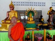 Accueil dans le monastère