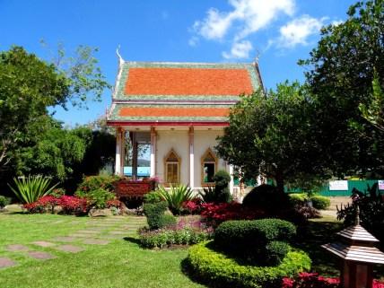 Un temple à Phuket
