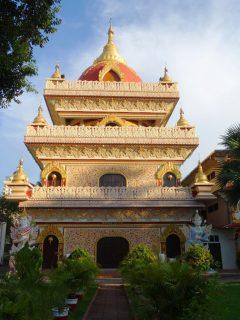 Un temple birman sur Penang