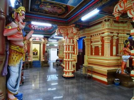 Un temple indien pour la nuit