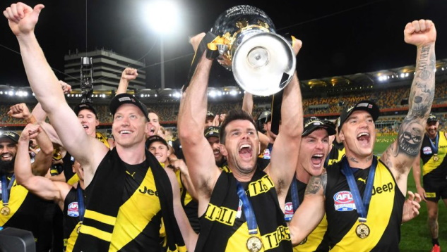 Bet Lab: 2021 Premiership Odds