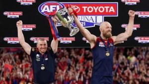 2021 Melbourne Premiership Team List Build