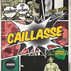 Caillasse !