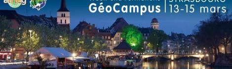 Le WEF Géocampus, deuxième opus