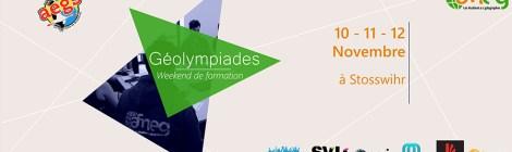 Géolympiades 2017 : Lancement des inscriptions !