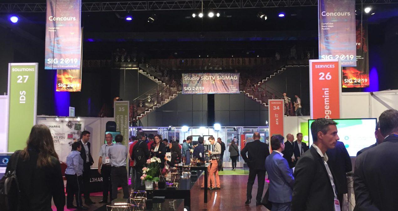 Conférence Francophone ESRI 2019