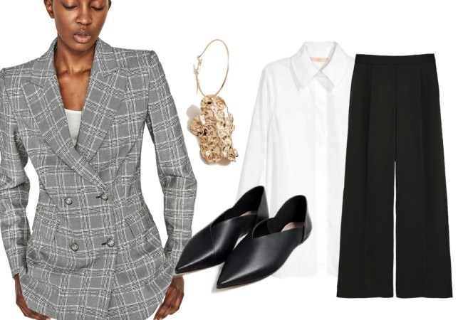 Latest obsession | Power dressing