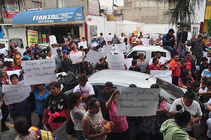 Reportan ataques contra mujeres en Chimalhuacán; tres murieron por cortes en el cuello