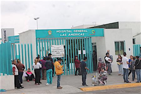 Muere bebé en vientre de su madre porque no la atendieron en hospital de Ecatepec