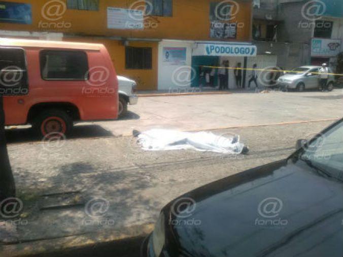 Los cuerpos fueron identificados por vecinos de la zona.