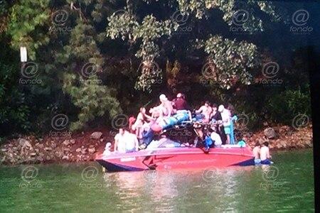 Los tripulantes carecían de equipo de seguridad.