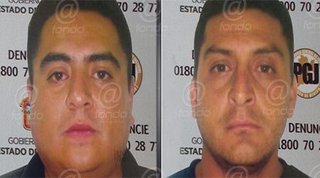Ambos sujetos participaron en el crimen.