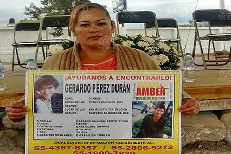 La joven regresó con su ex pareja días después de la desaparición.