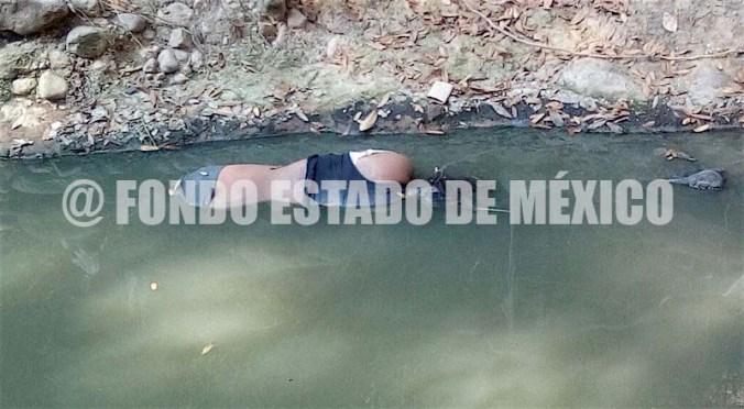 FEMINICIDIO #243: Arrojan cuerpo de una joven a canal de aguas negras en Edomex