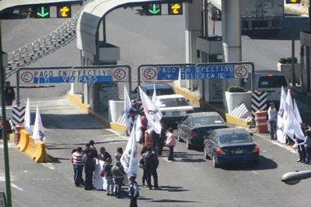 Suben costo de autopista México-Toluca, que ya era la más cara del mundo