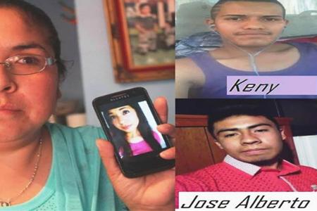 Asly Noslen Vera Salinas, que cursa actualmente el segundo grado de secundaria, desapareció cerca de las 4:30 de la tarde del lunes 23 de enero