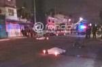 ACRIBILLADOS. Noche mexicana termina en tragedia; balacera deja 3 personas muertas