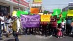 ABSURDO: Bloquean avenida para pedir que abran antro donde entraban menores en Ecatepec