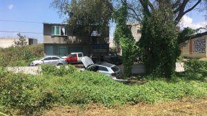Los policías declararon que los posibles delincuentes, aparentemente al verse descubiertos y alcanzados, comenzaron a disparar contra los oficiales, mismos que repelieron las detonaciones.