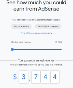 how adsense calculate your earnings