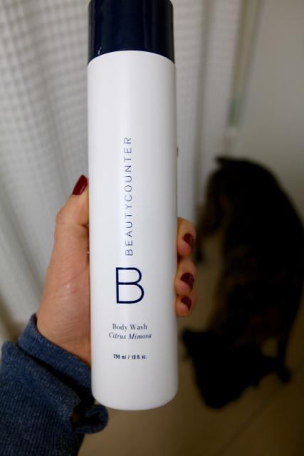 beautycounter body wash
