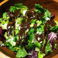 Tarragon Balsamic Dressing