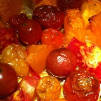 Roasted Tomato Sauce - Heavenly Rustic Goodness