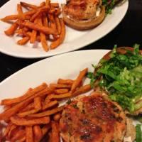 Sockeye Salmon Burgers